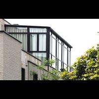成都屋顶阳�光房设计、成都阳光房定制、成都顶楼露台阳光房