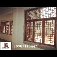 成都仿古门窗厂,实木雕花门窗厂,中式家装门窗