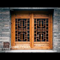 承接各类仿古门窗定制-四川供应商
