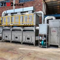 石家庄蓄热催化燃烧设备反应炉内部主要构造及功能