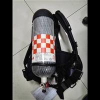 巴固SCBA805国标6.8L气瓶空气呼吸器