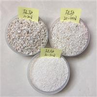 天津玻璃铸造硅砂滤水硅砂免费拿样