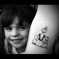 从化纹身洗纹身