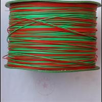 钢芯PVC绝缘双色并行爆破用连接线