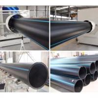 勐海PE给排水管-HDPE河道治理波纹管-HDPE给水管型号