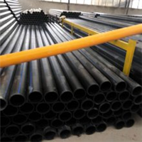 普洱孟连HDPE给水管-HDPE河道治理波纹管-HDPE管哪家便宜
