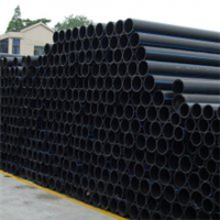 臨滄鳳慶HDPE給水管-HDPE河道治理波紋管-HDPE給水管型號