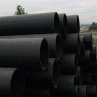 丽江玉龙PE给排水管-HDPE河道治理波纹管-HDPE给水管型号