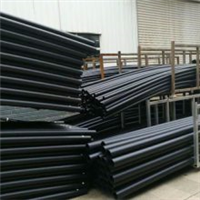 昭通昭陽HDPE給水管-HDPE河道治理波紋管-HDPE管哪家便宜