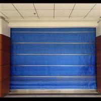 成都厂家定做无机布防火卷帘门安装