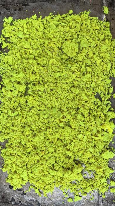 泉州果绿色氨纶泡泡料批发多少钱