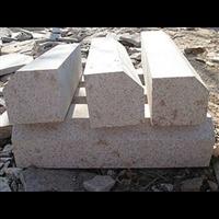 山东济宁汶上黄锈路沿石厂家报价多少钱