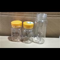 沧洲广口塑料罐花茶瓶厂家直销