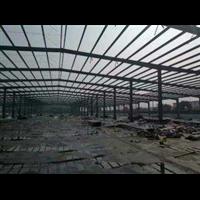 威海钢结构厂房拆除费用多少