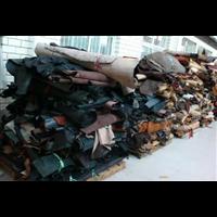 杭州真皮回收公司-杭州库存皮革回收上门回收
