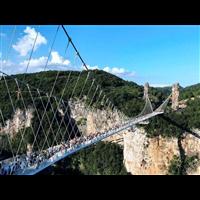 西藏维修玻璃吊桥——维修玻璃吊桥
