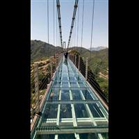 玻璃吊桥生产