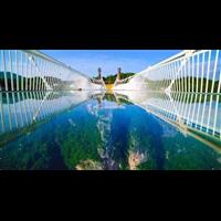 玻璃吊桥批发
