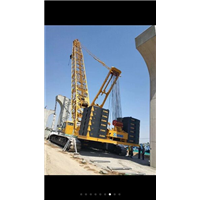 浙江奉化吊车租赁公司出租90吨履带吊新车