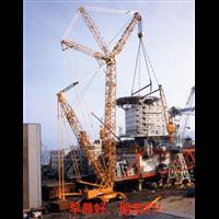 浙江宁波鄞州履带吊出租公司出租180吨两年履带吊