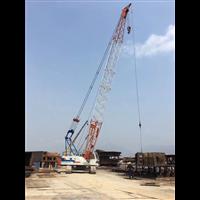 温州泰顺起重吊装公司出租75吨履带吊