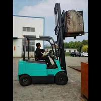 邢台四轮座驾多功能电动叉车厂家