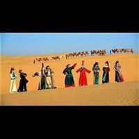 内蒙古旅游包车自由行-草原沙漠旅游拼车