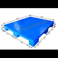 牡丹江造纸印刷专用塑料托盘厂家