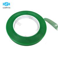耐高温四维绿色MY2G胶带 氟素离型膜测试胶带