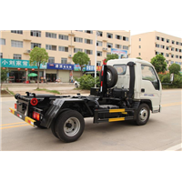 甘肃时代小卡2勾臂垃圾车