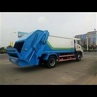福田瑞沃压缩垃圾车厂家