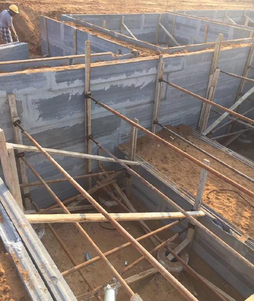 地基承台胎膜水泥空心板江西抚州生产工厂