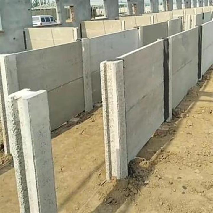 江西东乡水泥围墙安装快捷