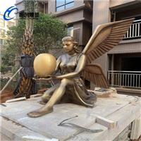 广州定制公园主题人物雕塑厂家
