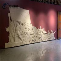 江门红军装饰浮雕雕塑博物馆雕像摆件
