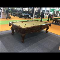 苏州艺术雕刻台球桌-帝王雕刻台(高)报价