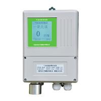工业现场非防爆场合QD6380单点壁挂气体检测报警仪
