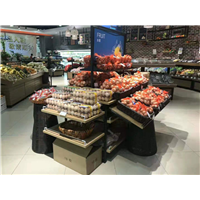 包头超市果蔬货架@包头生鲜果蔬货架