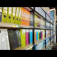 包头学习用品货架@包头学习用品柜