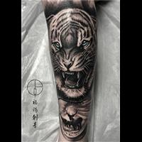 漳州纹身店