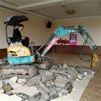 邛崃市小挖机租赁