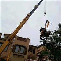 邛崃市一米宽小挖机出租