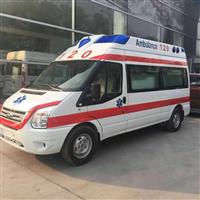新沂市救护车出租转运