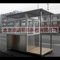 北京金属雕花板活动房多少钱,不锈钢岗亭