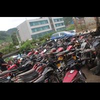 海西報廢摩托車回收