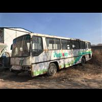 海西報廢大巴車回收