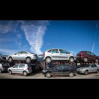 海西報廢汽車回收站