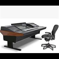 厂家直销录音棚工作台音频控制台音乐非编台编曲台