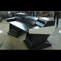 专业定制编曲工作台录音棚工作桌录音棚家具录音棚家具音频控制桌
