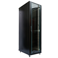 图腾机柜服务器机柜G26042 42U 2米机柜 网络机柜